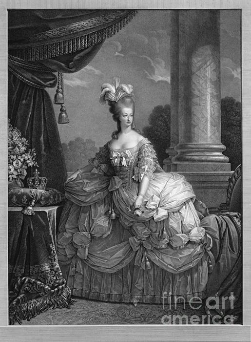 Her Majesty 1828 Print by Padre Art