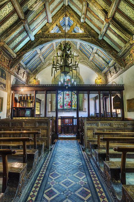 Ian Mitchell - Hidden Chapel