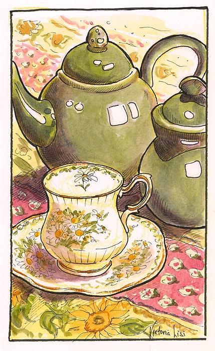 Victoria Lisi - High Tea