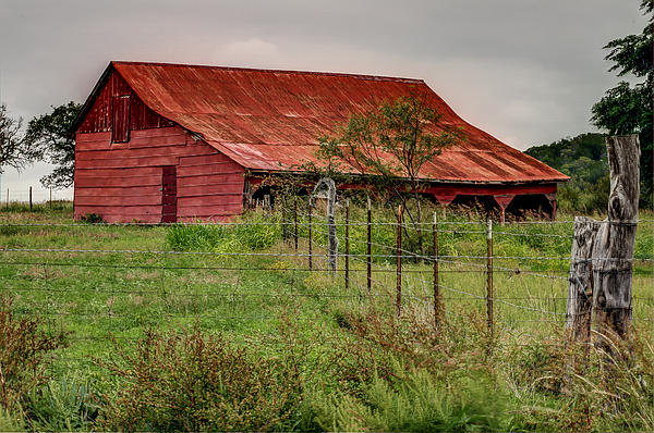 Bob Marquis  - Hill Country Barn