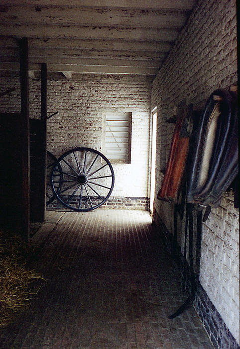 Thomas D McManus - Historical Williamsburg Stable
