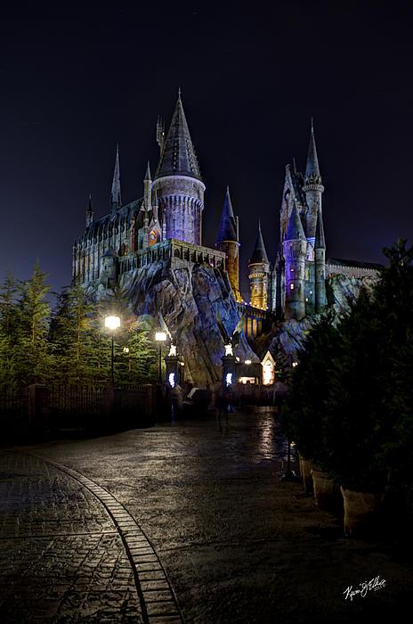 Kevin  Ellis - Hogwarts Castle
