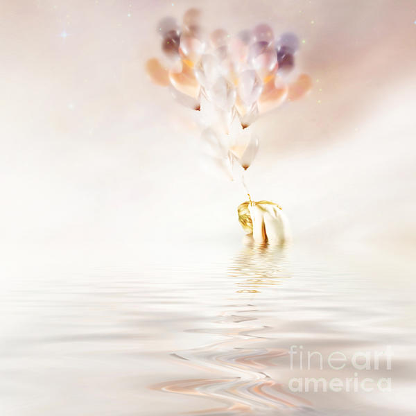 Hold On To Hope Print by Photodream Art
