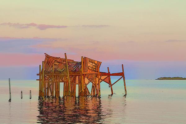 J Michael Nettik - Honeymoon Cottage