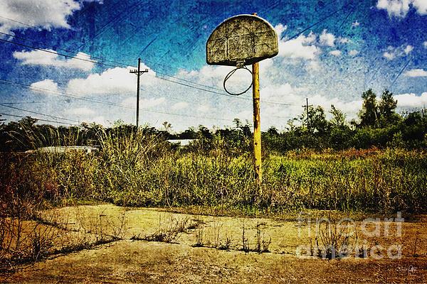 Hoop Dreams Print by Scott Pellegrin