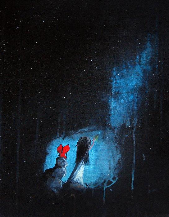 Hope By Shawna Erback Print by Shawna Erback