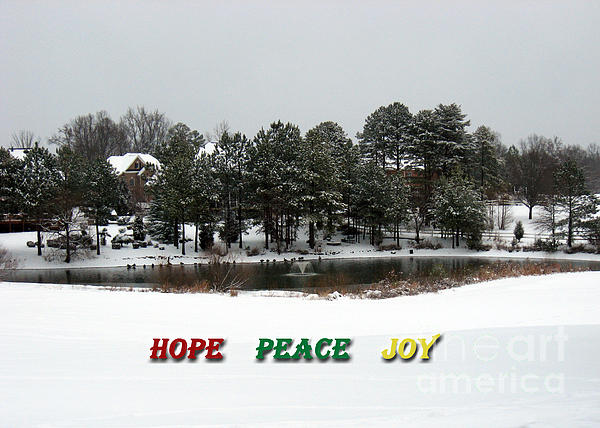 Lydia Holly - Hope Peace Joy