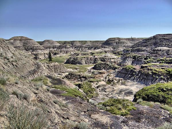 Blair Wainman - Horseshoe Canyon Badlands