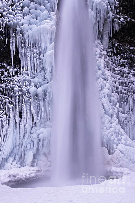 Donald Sewell - Horsetail Falls 1912