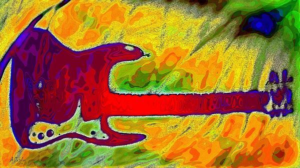Alec Drake - Hot Guitars