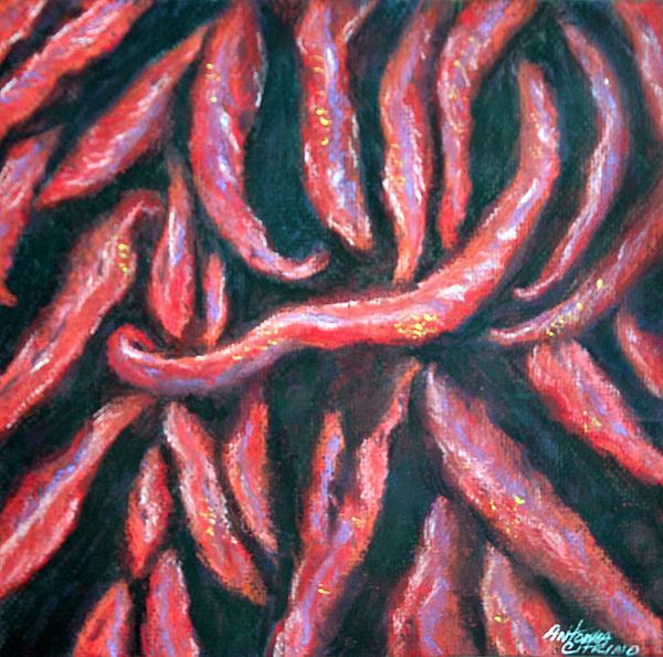 Antonia Citrino - hot Hot HOT In Pastel