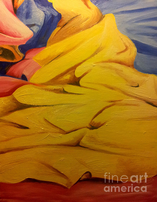 Hot Summer Night Print by Isabella F Abbie Shores LstAngel Arts