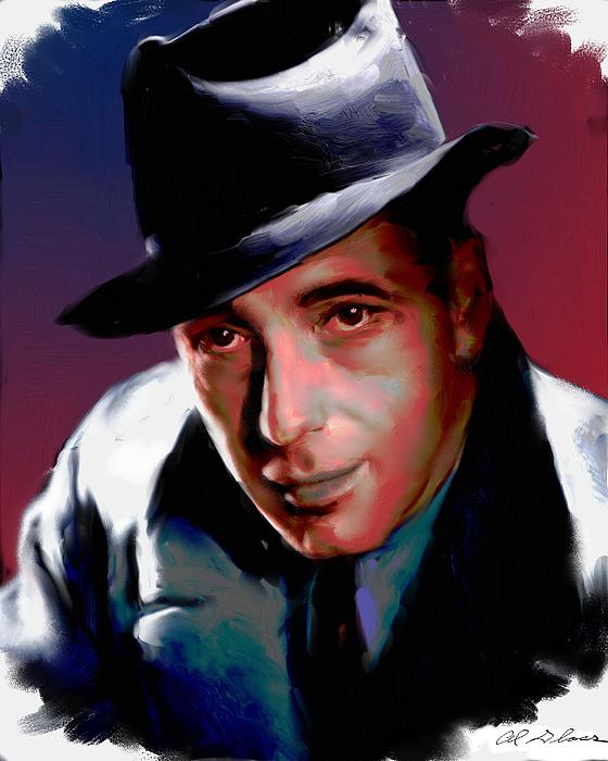 Allen Glass - Humphrey Bogart