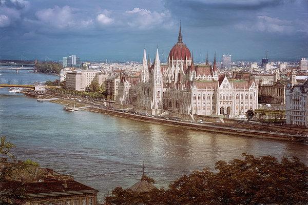 Joan Carroll - Hungarian Parliament Building