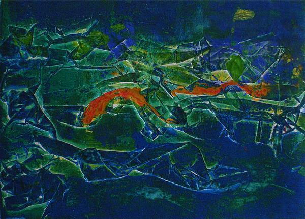 Sandra Gail Teichmann-Hillesheim - Hunger II - Print 1