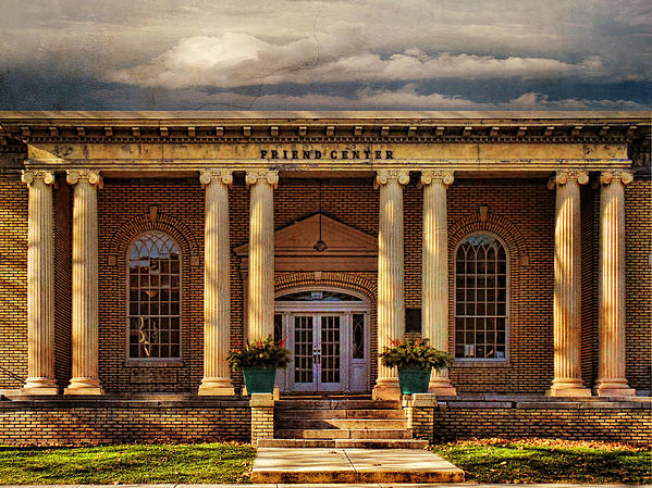 Pamela Phelps - Hunt Memorial Building Ellenville NY