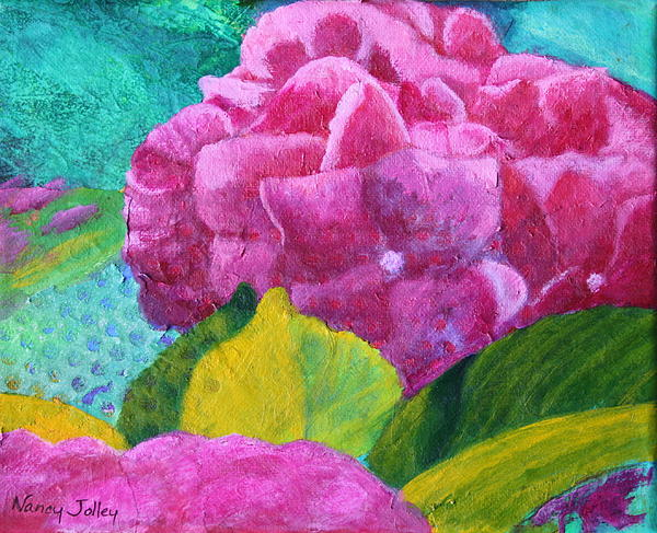 Nancy Jolley - Hydrangea 1