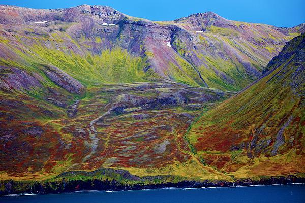 David Broome - Icelandic Autumn Fjordland