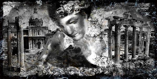 Immortality..... Print by Anastasios Aretos