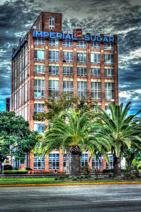 David Morefield - Imperial Sugar Factory Daytime HDR