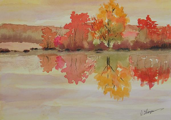Warren Thompson - Impressions of Fall