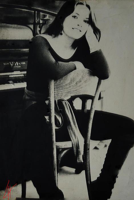 Colette V Hera  Guggenheim  - In Between The Dance