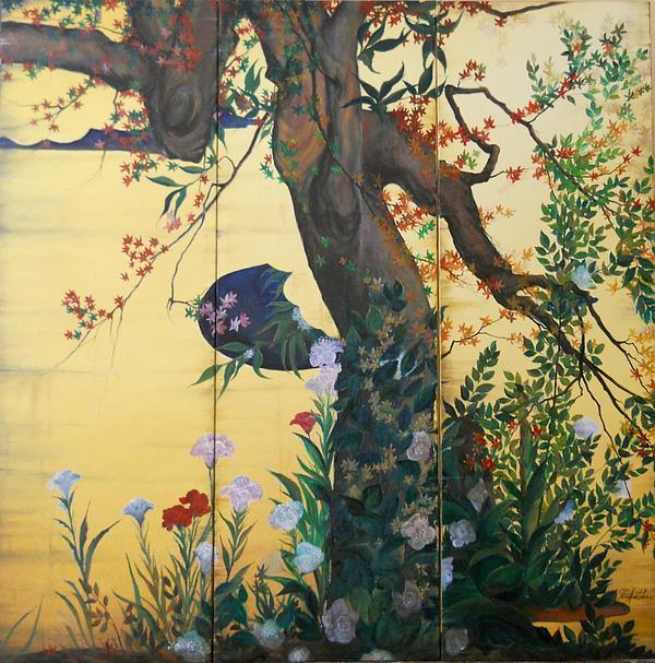 Sorin Apostolescu - In the garden