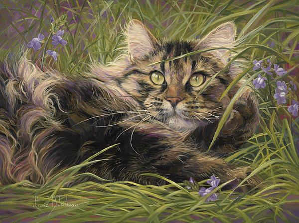 Lucie Bilodeau - In The Grass