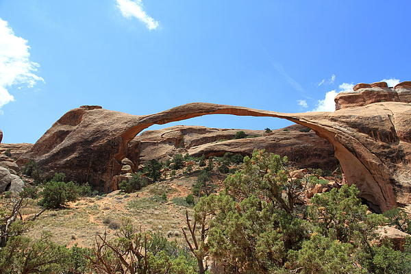 Incredible Landscape Arch Print by Christiane Schulze Art And Photography