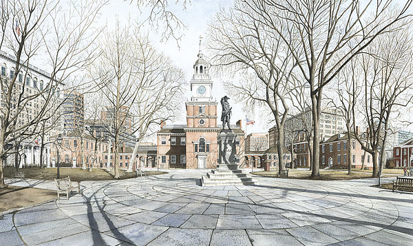 Keith Mountford - Independence Hall
