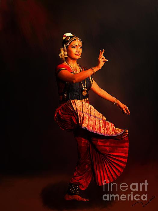 Indian Classical Dance - Bharathanatyam by Parappurathu ...