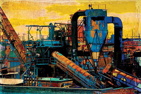 Bill Jonas - Industrial Metal