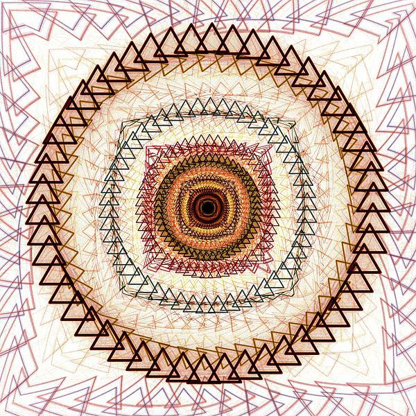 Inner Purpose Print by Anastasiya Malakhova