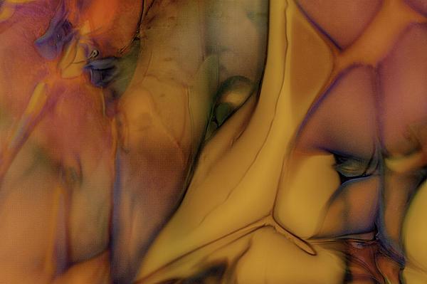 Intensity In Glass Print by Omaste Witkowski