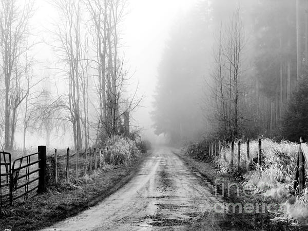 Into The Unknown Print by Rory Sagner