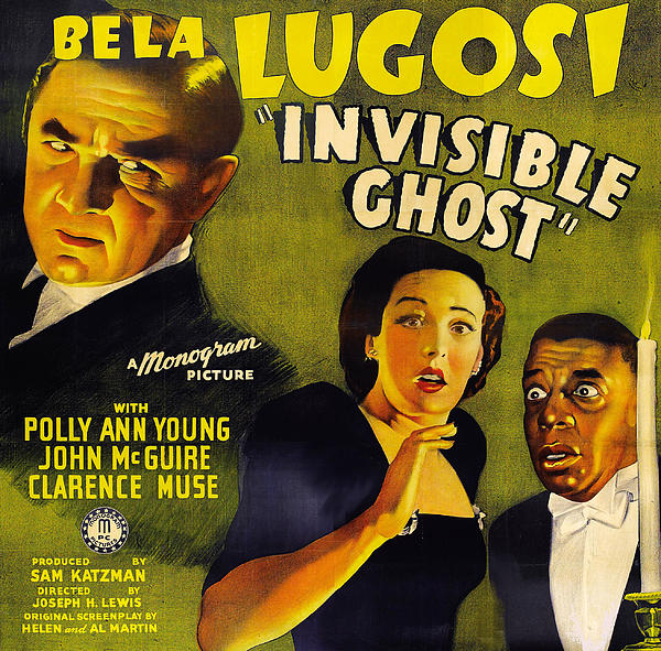 Invisible Ghost Print by Monogram Pictures