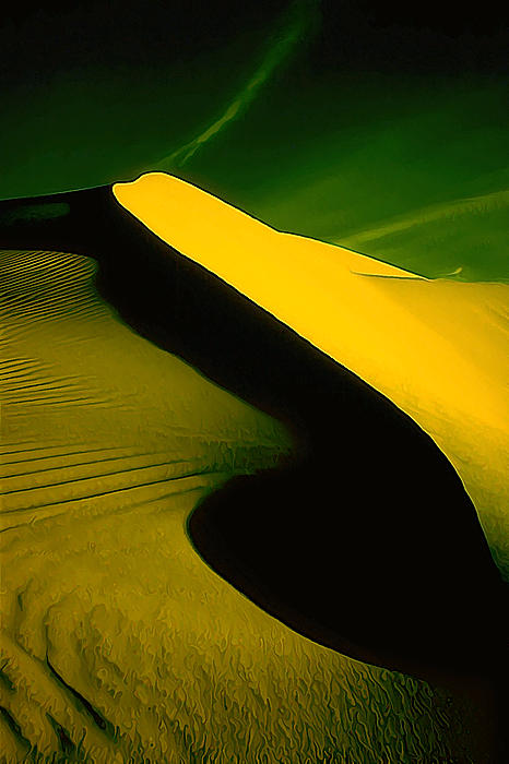 Ir Dune 2 Print by Bill Caldwell -        ABeautifulSky Photography