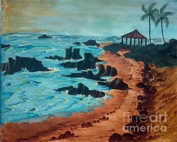 Karishma Desai - Island of Dreams