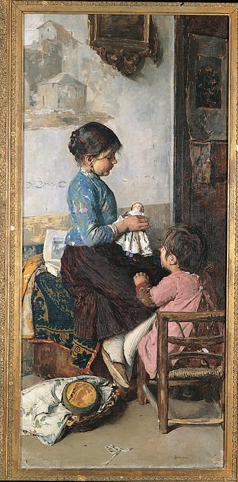 Italy, Veneto, Treviso, Treviso Print by Everett