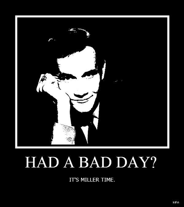 its miller time essay