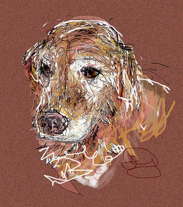 Jake Boy Print by Joyce Goldin