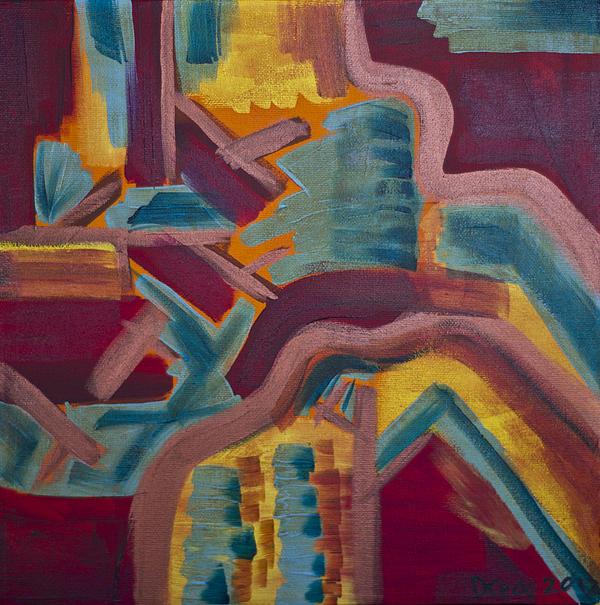 Jazz 2012 Print by Drea Jensen