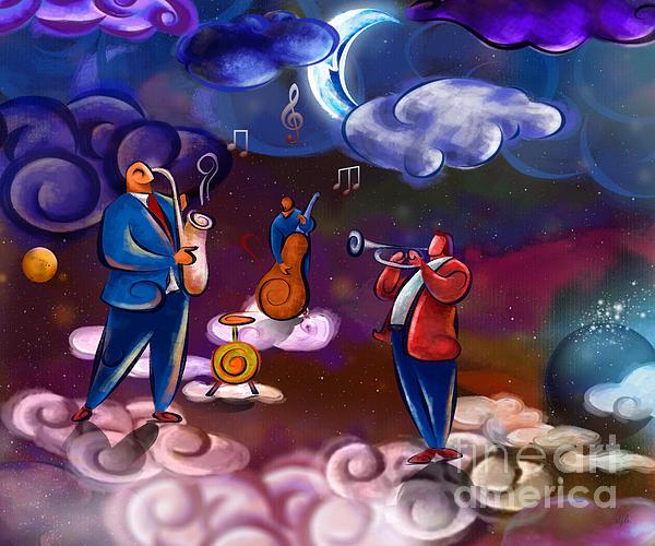 Bedros Awak - Jazz In Heaven