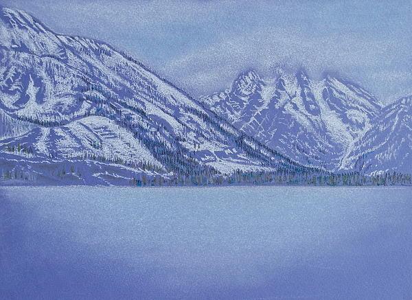 Michele Myers - Jenny Lake - Grand Tetons