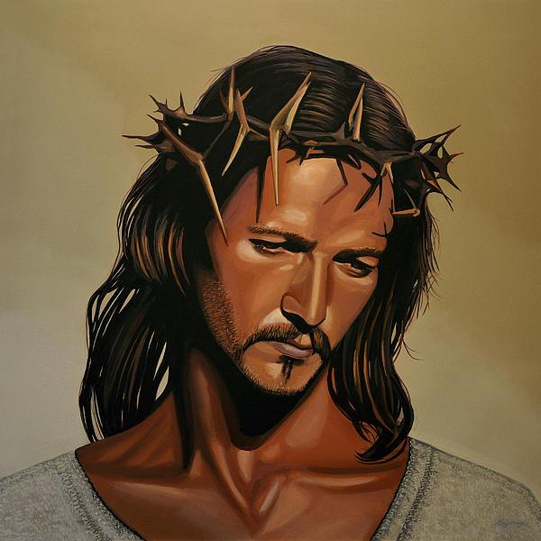 Jesus Christ Superstar Print by Paul Meijering