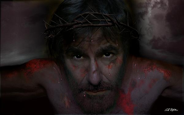 Jesus Never Loved You Print by Bill Stephens
