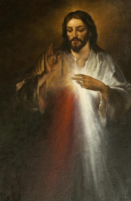 Dan Radi - Jesus of Divine Mercy