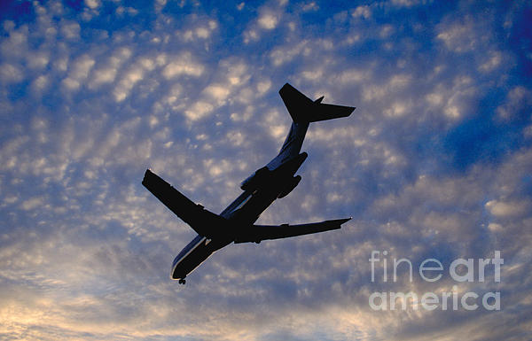 Jet Take Off Print by Will and Deni McIntyre
