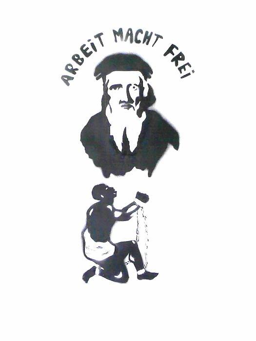 John Cabots Idea Of Work Print by Merlin