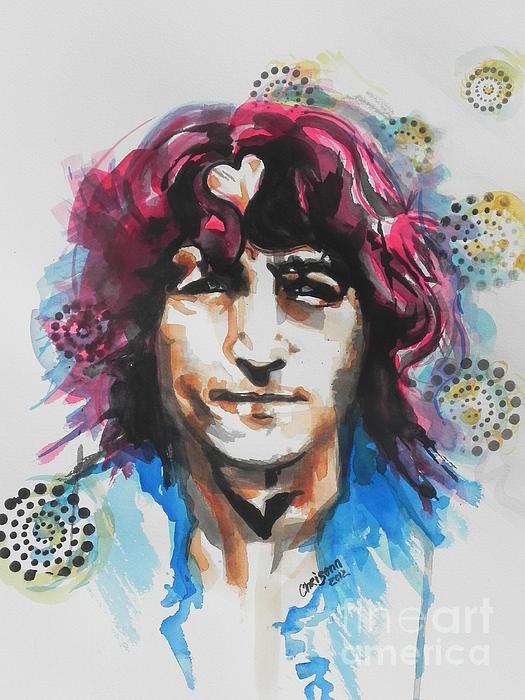 Chrisann Ellis - John Lennon 02